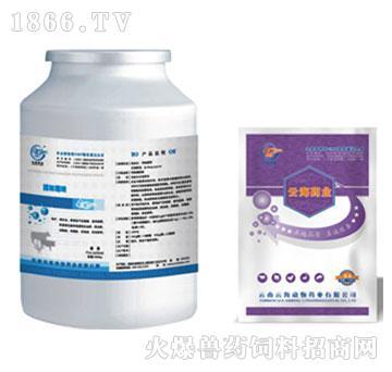 西林噻呋-用于畜禽肠道和呼吸道的细菌性疾病