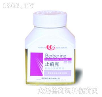 止痢克肠炎专用型-主治鸡大肠杆菌、沙门氏菌、鸭浆膜炎