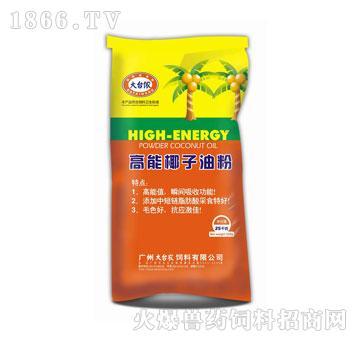 高能椰子油粉-大台农
