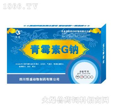 青霉素g钠-恒盛