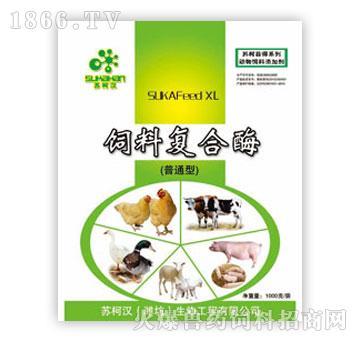 饲料复合酶制剂(普通型)-提高日增重、降低料肉比