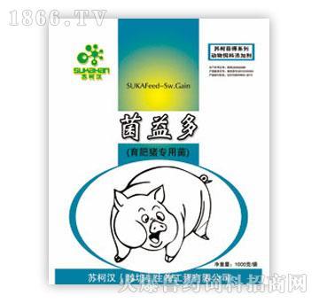 增收菌益多(育肥猪专用菌)-促进育肥猪肠道发育