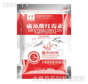 硫氰酸红霉素-康洁