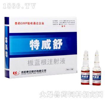 板蓝根注射液-特威舒-顽固性不食治疗方案