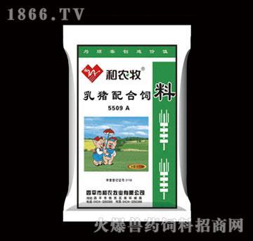 乳猪配合饲料-5509