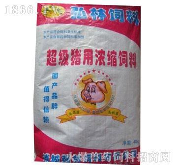 猪用浓缩饲料-强林