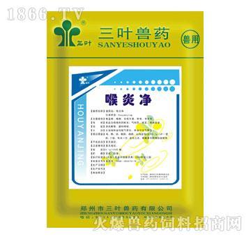 喉炎净-主治鸡传染性喉气管炎、传染性支气管炎