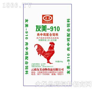 肉鸡910-友美