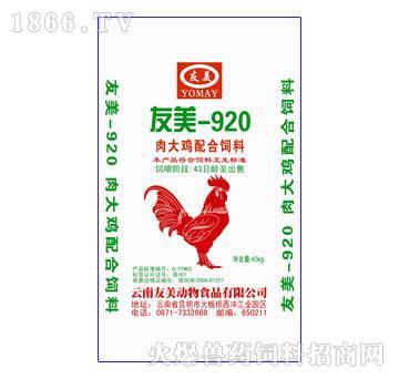 肉鸡920-友美