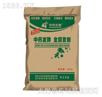 禽大壮-活菌发酵禽用配