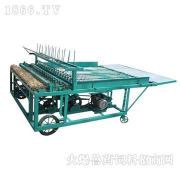 草帘编织机
