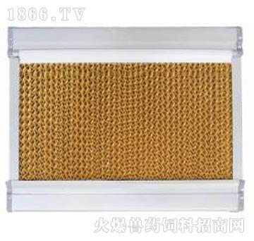 铝合金框架湿帘