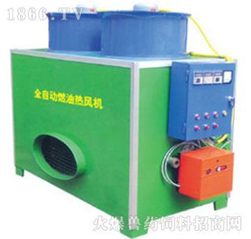 燃煤(油)热风炉