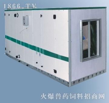 孵化厅整体环控系统