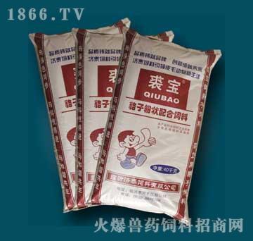 济泰-貉子粉状配合饲料