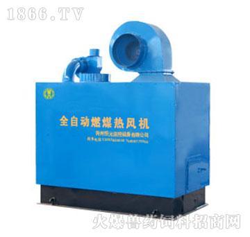 燃煤(油)热风机-恒元