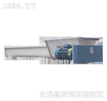 TLSUs系列螺旋输送机-龙泰