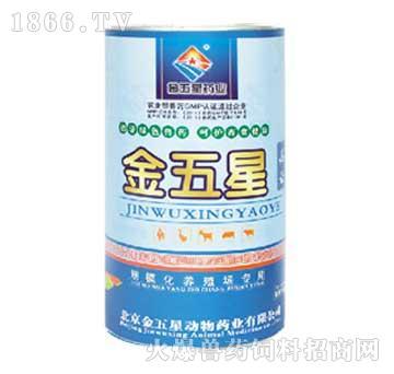 复方酒石酸泰乐菌素-金