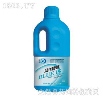 聚维酮碘溶液-蓝色经典-迪冉
