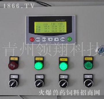 水暖炉控制器-领翔