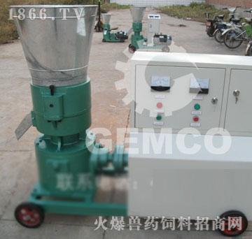 木屑颗粒机ZLMP200C(带电机)-吉姆克