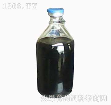 肝肾双宝口服液-用于禽