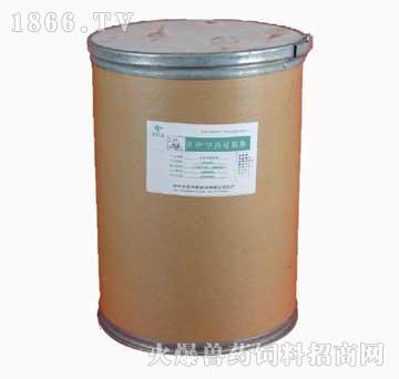 白头翁提取物-用于热毒血痢、阴痒带下、阿米巴痢疾