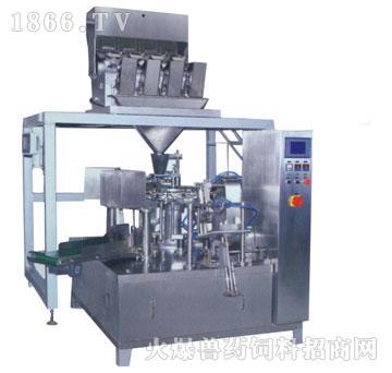GMB6-200颗粒计量包装生产线