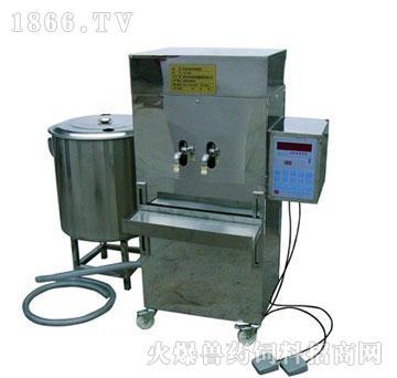 APG-01A型自动定量液体灌装机