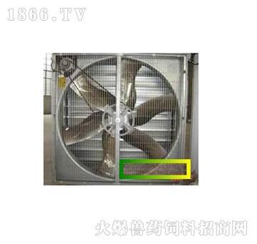 bxm(d)-t三相6柱风机接线图