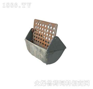 母猪铸铁采食槽