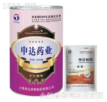 咳喘速治(猪药专用)-主治霉形体肺炎、传染性胸膜肺炎
