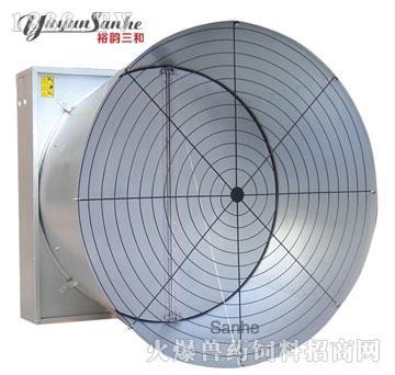 DJF(e)系列双门式拢风筒排风机