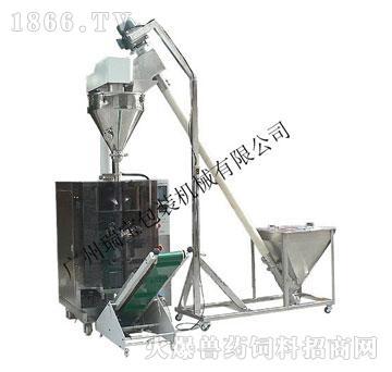 SJ-500B-520B-600B全自动立式粉剂包装机
