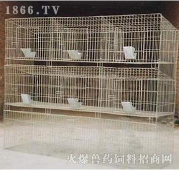24位兔笼安装步骤图片