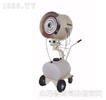 移动式电动微雾机