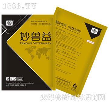 聚能维美(仔猪专用)(微生态制剂)-仔猪腹泻专用药