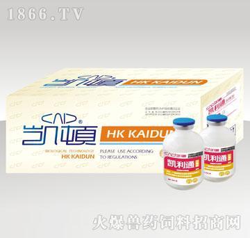 凯利通(禽用)-广谱病毒性疾病和细菌性疾病以及混合感染引起的呼吸道疾病