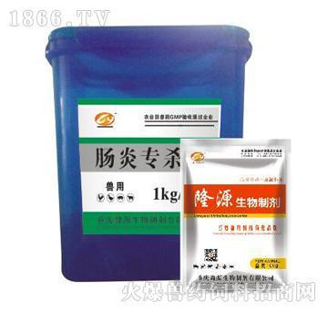 肠炎专杀-肠毒综合症专用药、主治心包炎、肝周炎