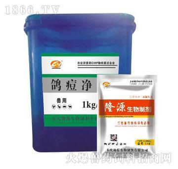 鸽菌清-治疗鸽痢疾(赤白痢)、粘液便、水绿便