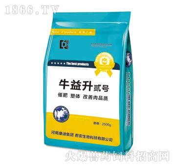 牛益升-增膘快、节省精料、改善肉质、防治消化不良