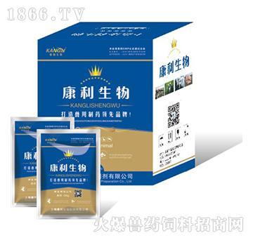 泻痢先锋-主治猪病毒性腹泻、细菌性腹泻