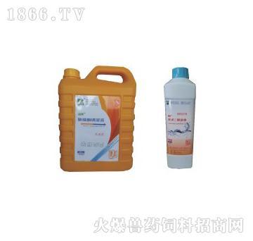 鼎正威碘-消毒防腐药,预防链球菌、非典型猪瘟、猪流感