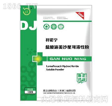 杆诺宁-主要用于畜禽细菌感染