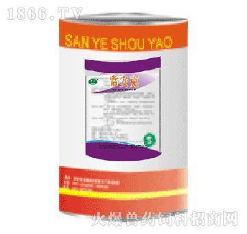 常安克-磺胺类药,主用于球虫病