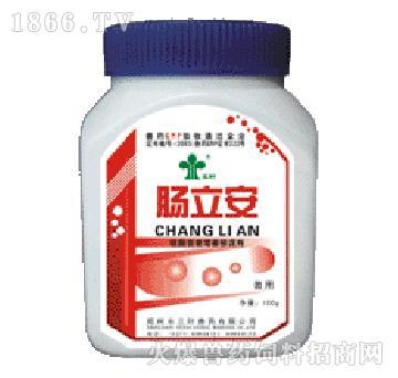 肠立安-抗生素类药,用于畜禽肠道革兰氏阴性菌感染