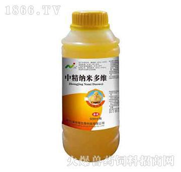 中精纳米多维(肉鸭专用)-快速补充维生素、平衡氨基酸