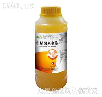 中精纳米多维(猪专用)-快速补充维生素、平衡氨基酸