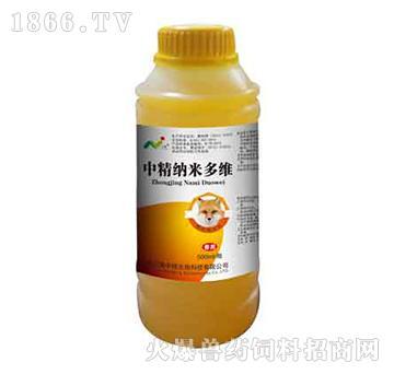 中精纳米多维(貂狐貉专用)-快速补充维生素,平衡氨基酸