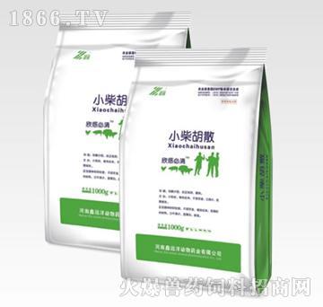 小柴胡散(欣感必清)-主要用于畜禽病毒病的预防和治疗